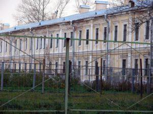 Войсковые части г пушкин