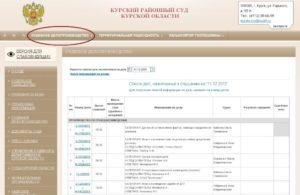 Как узнать когда назначено судебное заседание в суде моск р на спб