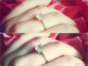 Санлайт можно обменять серебрянное кольцо
