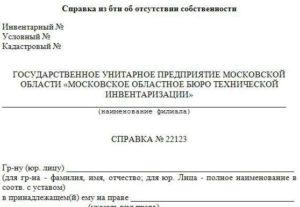 Заказать справку из бти москва кто собственник квартиры