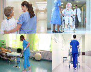 Профстандарты на младший медицинский персонал