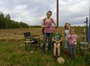 Земля для многодетных семей в мытищах