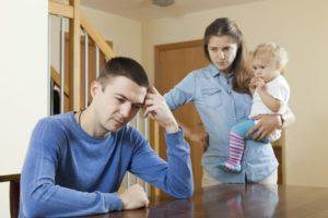 Мать не отдает ребенка отцу