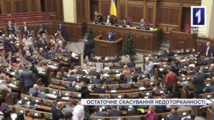 Депутатская неприкосновенность сельских депутатов
