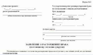 Какие документы выдают после развода через суд