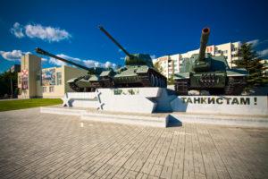 Нарофоминск танковая часть