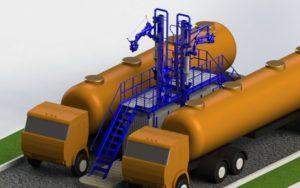 Правила налива нефтепродуктов в автоцистерны