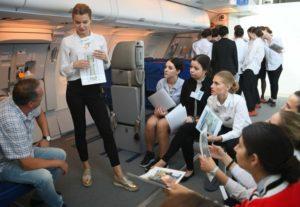 Где в иркутской области учатся на стюардесс в россии