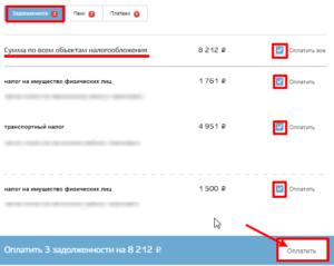 Оплатить взносы в пфр за ип онлайн через госуслуги