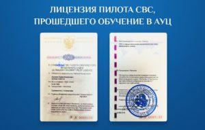 Получить лицензию пилота любителя
