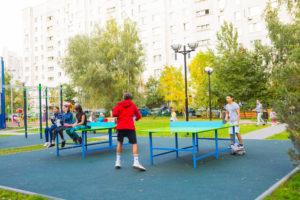 Благоустройство дворовых территорий 2020 московская область