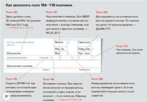 Налоговый период 107 как заполнять в сбербанк онлайн для госпошлины