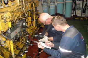 Производственная инструкция моторист судового двигателя