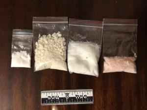 Какой запах при изготовлении синтетических наркотиков