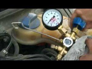 Какое давление в гидроусилителе руля в атмосферах