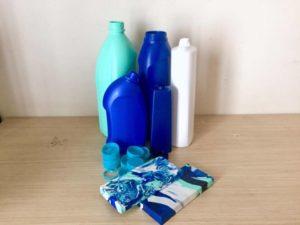Как переплавить пластиковые бутылки