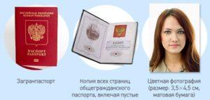 Какие страницы паспорта нужно копировать для загранпаспорта нового образца