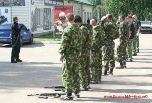 Спецназ балашиха воинская часть