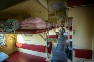 Как понять плац в поезде