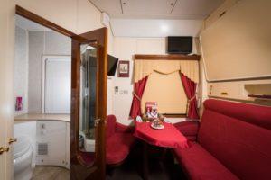 Поезд красная стрела вагон люкс фото