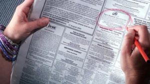 Как правильно подать в газете о потери образования