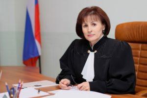 Воронова наталья ивановна председатель центрального суда