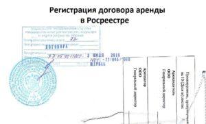 Как прошить договор аренды для гос регистрации