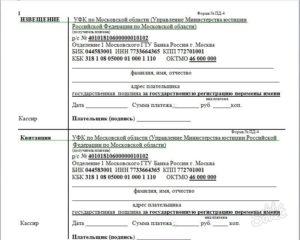 Госпошлина на развод через суд квитанция об оплате скачать