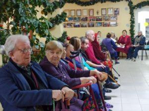 Социальная поддержка пенсионераи в железногорском районе курской области