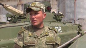 Командир бригады вч 12128