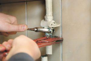 Как перекрыть газ в квартире если нет крана
