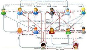 Дети от разных отцов и одной матери степень родства