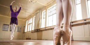 Пенсии в балете
