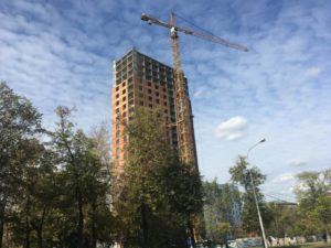 Какой дом строят на профсоюзной 32 по программе реновации